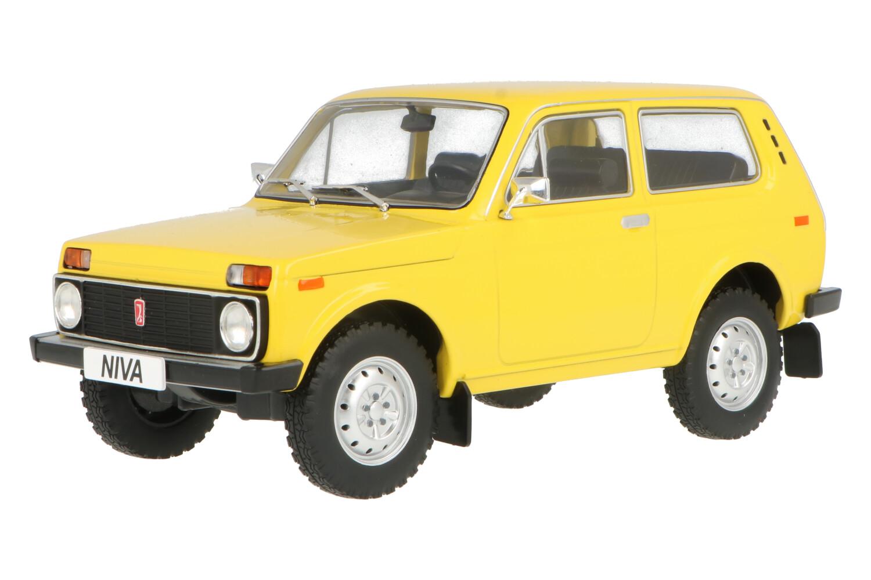 Lada Niva 1600 - Modelauto schaal 1:18