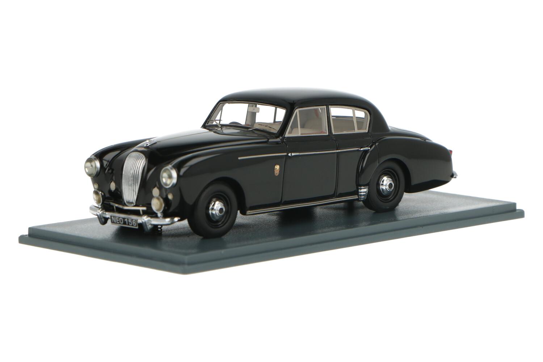 Lagonda 3-Litre  - Modelauto schaal 1:43