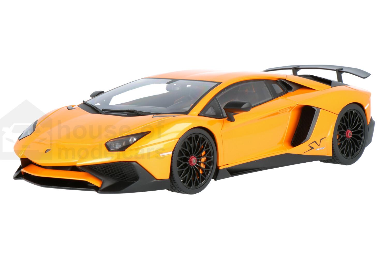 Lamborghini Aventador LP 750-4 Superveloce - Modelauto schaal 1:18