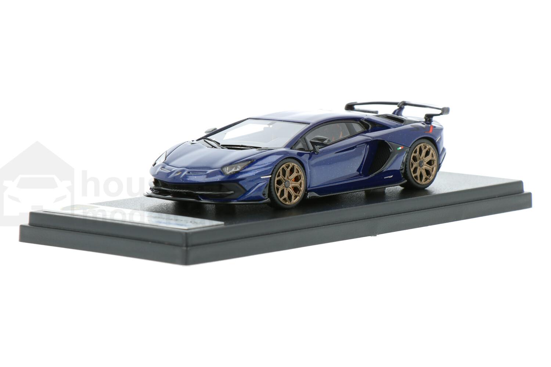 Lamborghini Aventador SVJ - Modelauto schaal 1:43
