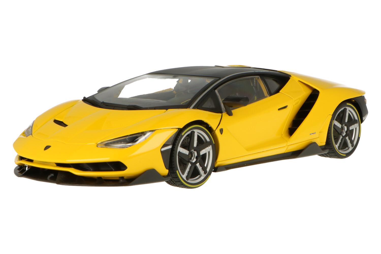 Lamborghini Centenario - Modelauto schaal 1:18