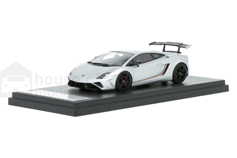 Lamborghini LP570-4 Squadra Corse - Modelauto schaal 1:43