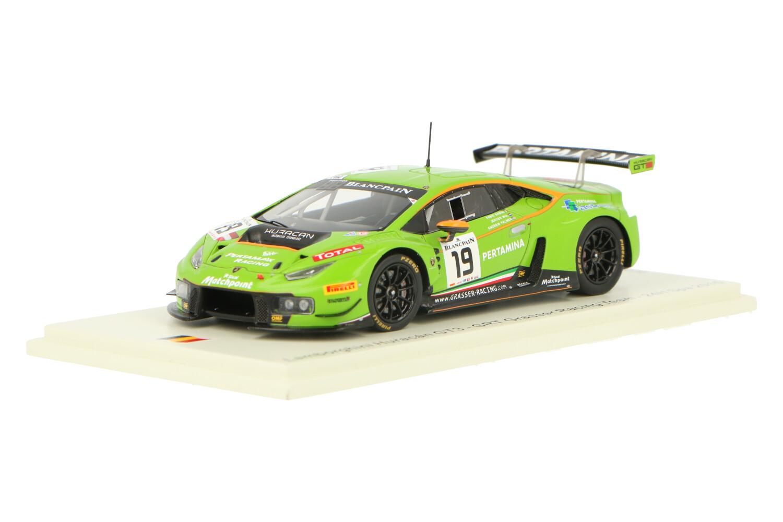 Lamborghini Huracán GT3 - Modelauto schaal 1:43