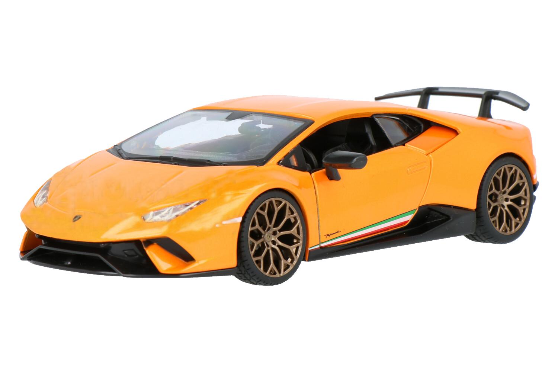 Lamborghini Huracán Performante - Modelauto schaal 1:24