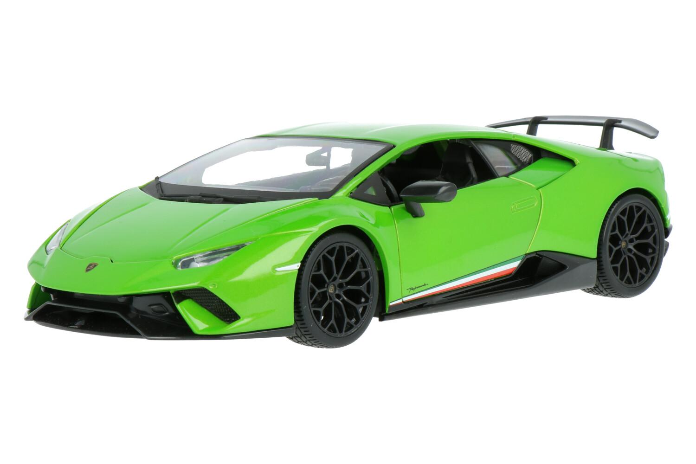 Lamborghini Huracán Performante - Modelauto schaal 1:18