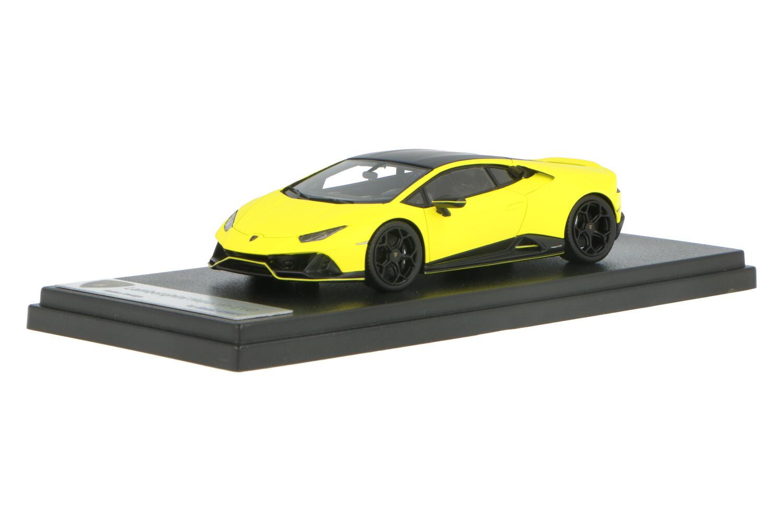 Lamborghini Huracan EVO Fluo Capsule  - Modelauto schaal 1:43