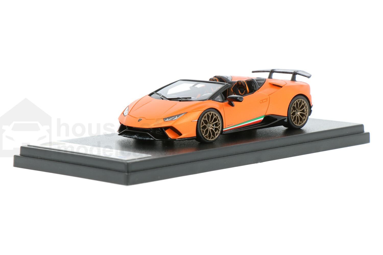 Lamborghini Hurcan Performante Spyder - Modelauto schaal 1:43