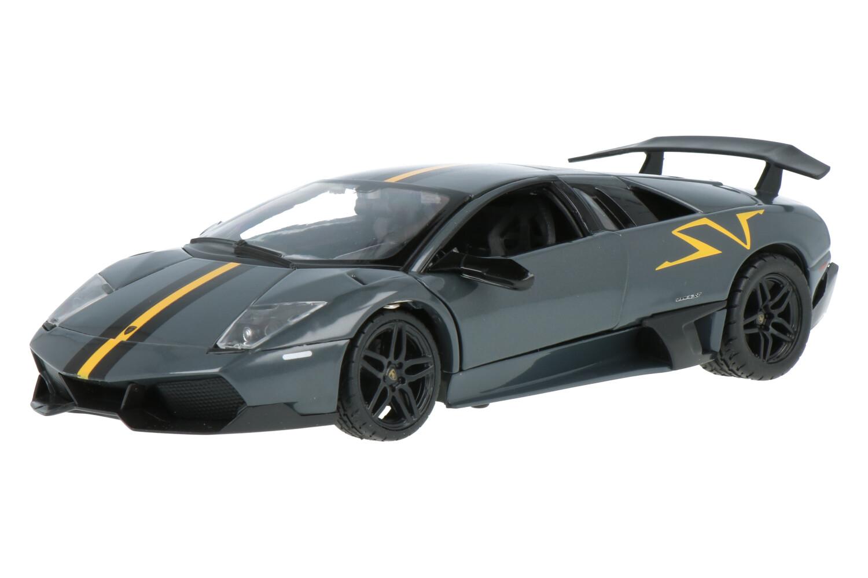 Lamborghini Murciélago LP670-4 Superveloce Chine Limited Edition - Modelauto schaal 1:24
