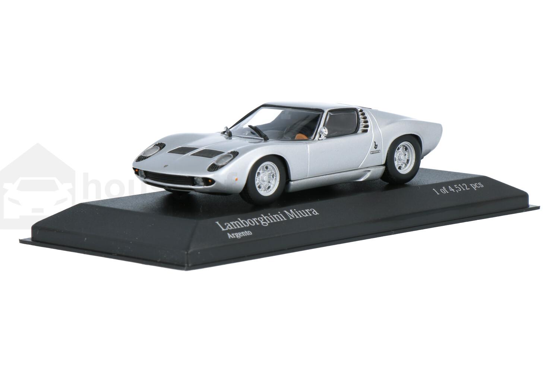 Lamborghini Miura - Modelauto schaal 1:43