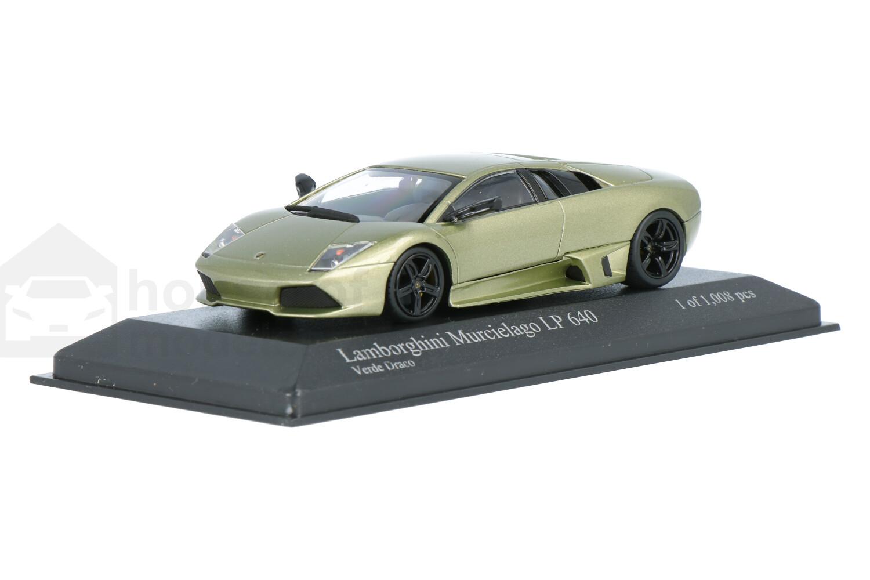 Lamborghini LP640 - Modelauto schaal 1:43