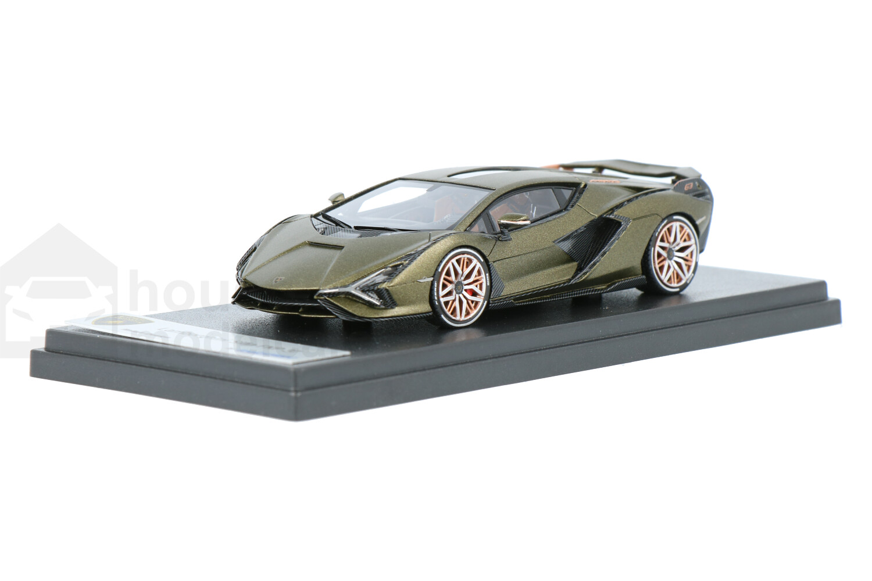 Lamborghini Sián FKP 37 Hybrid - Modelauto schaal 1:43