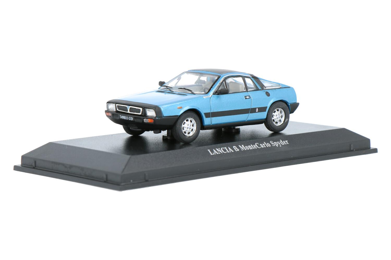 Lancia Beta Monte Carlo Spider - Modelauto schaal 1:43