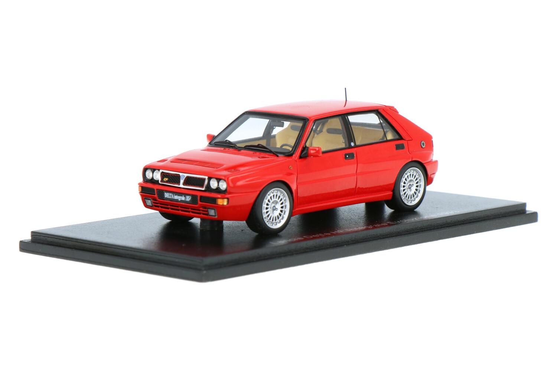 Lancia Delta HF Integrale Evoluzione - Modelauto schaal 1:43