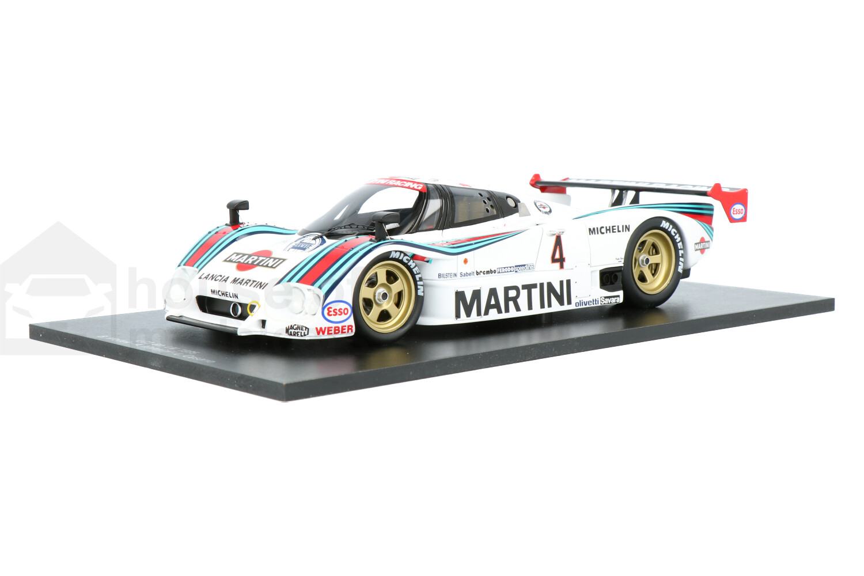 Lancia LC2 - Modelauto schaal 1:18