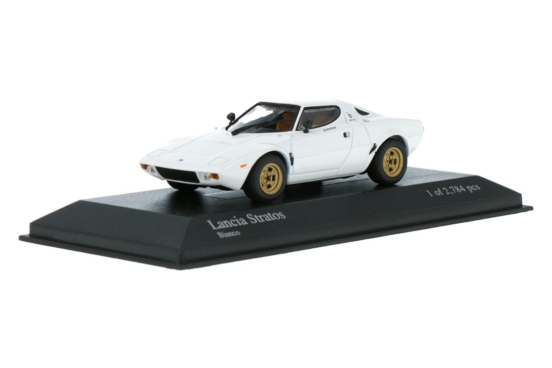 Lancia Stratos - Modelauto schaal 1:43