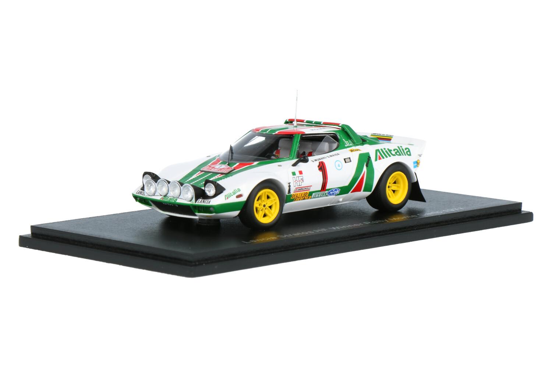 Lancia Stratos HF - Modelauto schaal 1:43