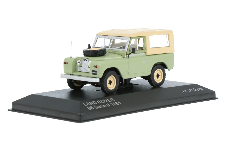Land Rover 88 Serie II - Modelauto schaal 1:43