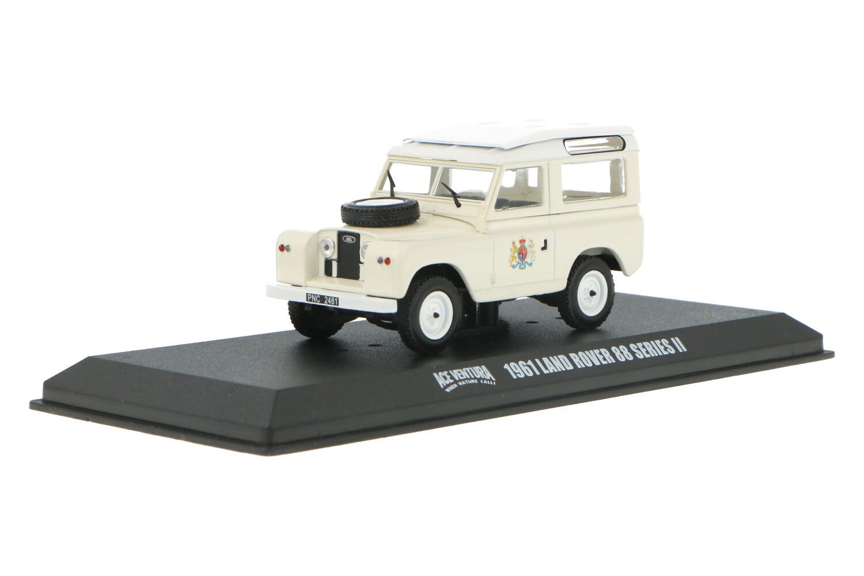 Land Rover 88 Series II - Modelauto schaal 1:43