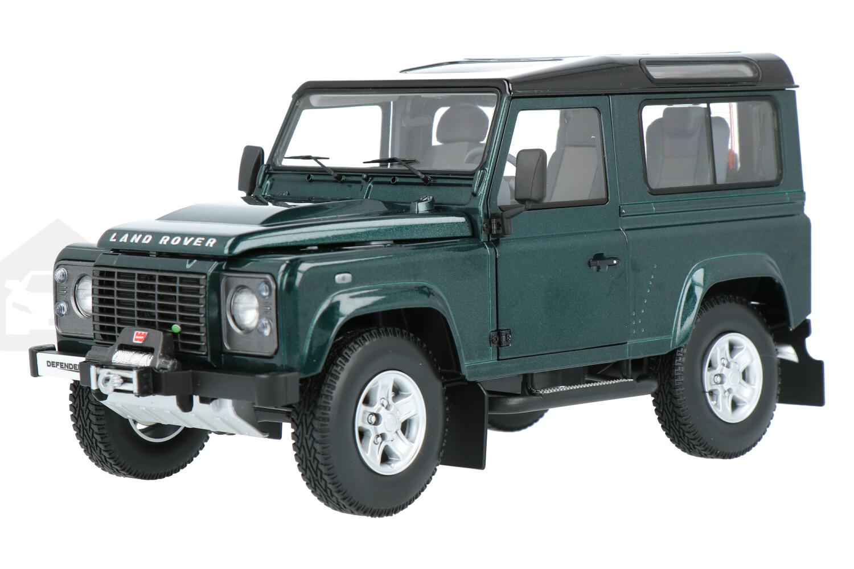 Land Rover Defender 90 - Modelauto schaal 1:18