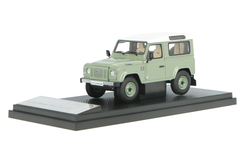 Land Rover Defender 90 Heritage Edition - Modelauto schaal 1:43