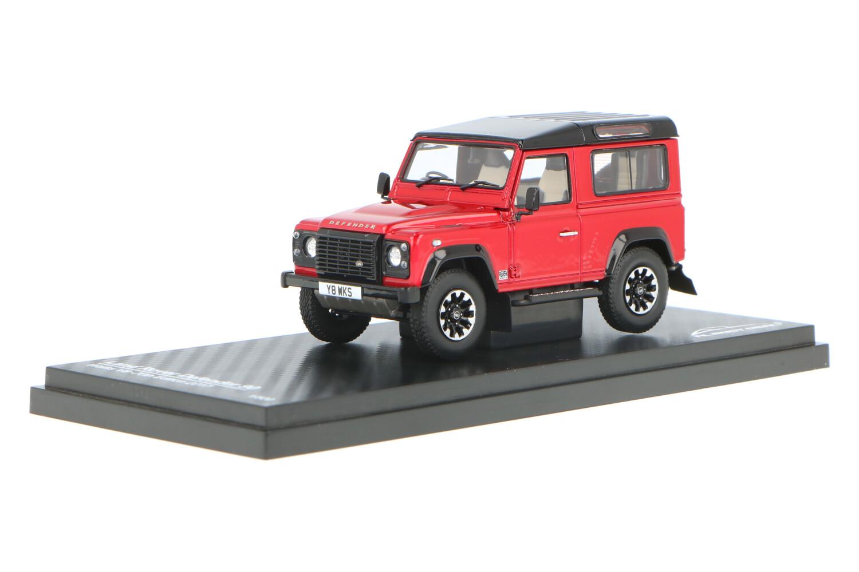 Land Rover Defender 90 Works V8-70th Edition - Modelauto schaal 1:43