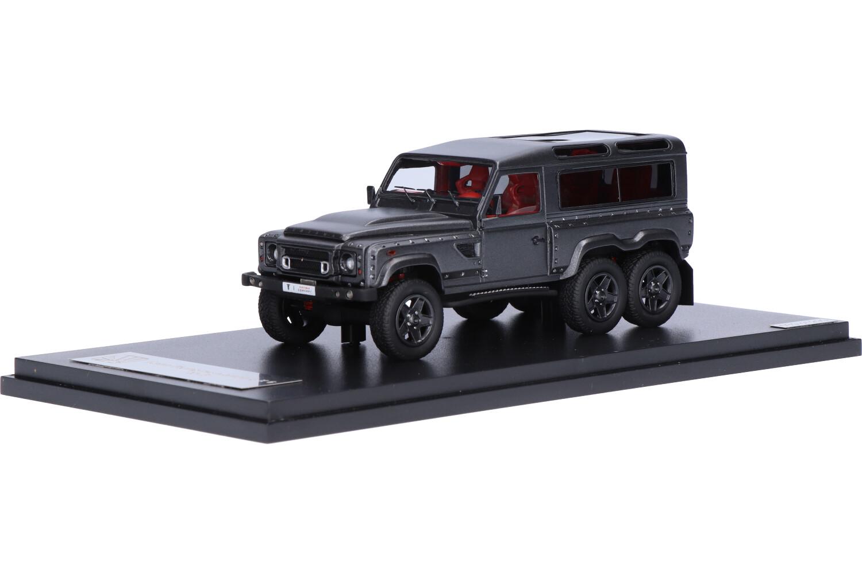 Land Rover Defender Kahn Flying huntsman 6 X 6 - Modelauto schaal 1:43