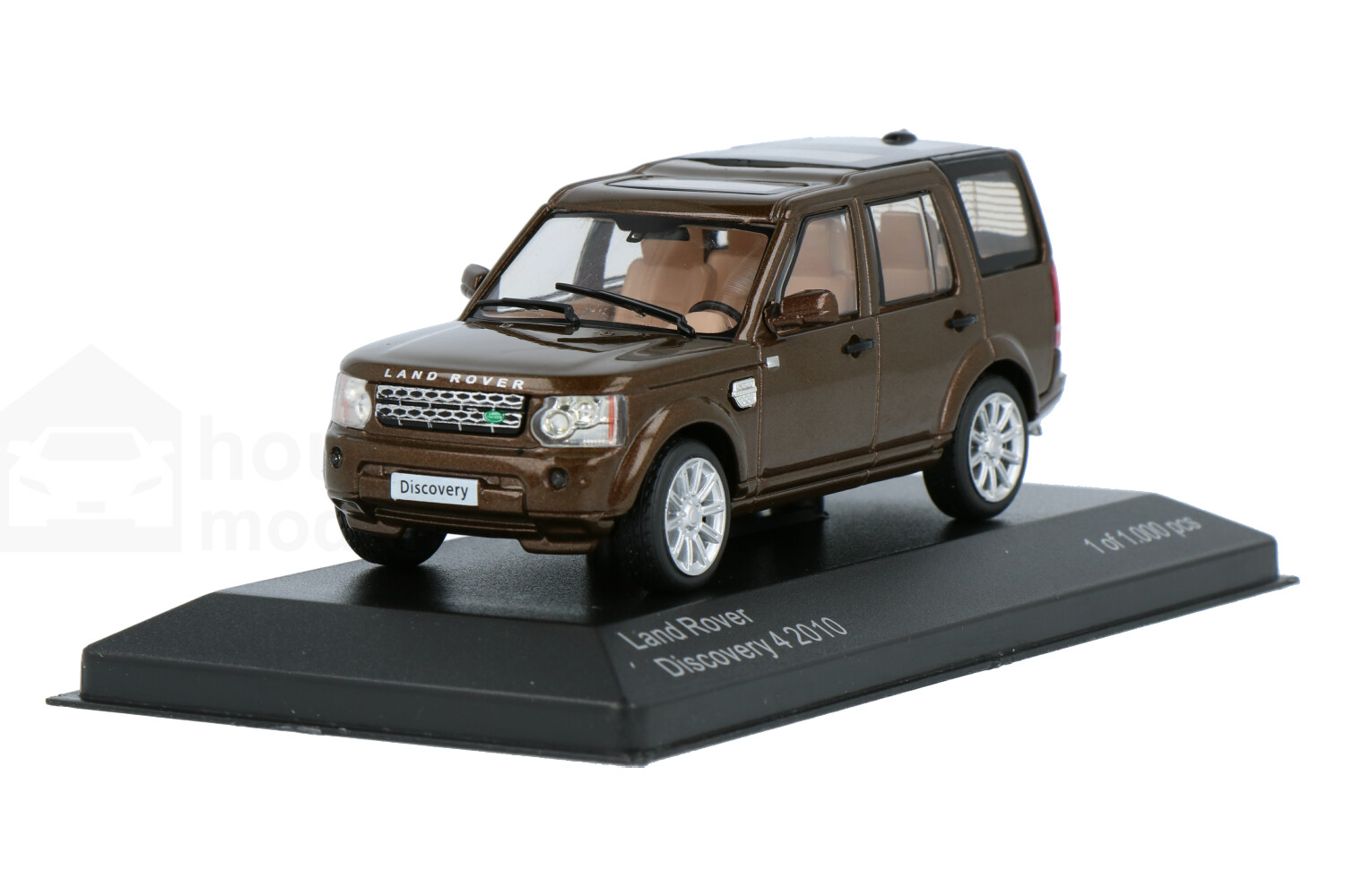 Land Rover Discovery 4 - Modelauto schaal 1:43