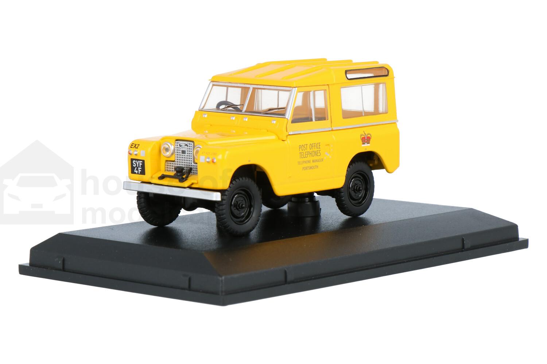 Land Rover Series II SWB Hard Top - Modelauto schaal 1:43