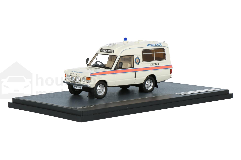 Land Rover Range Rover - Modelauto schaal 1:43