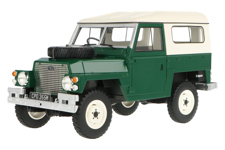 Land Rover Lightweight Series III Hard Top - Modelauto schaal 1:18