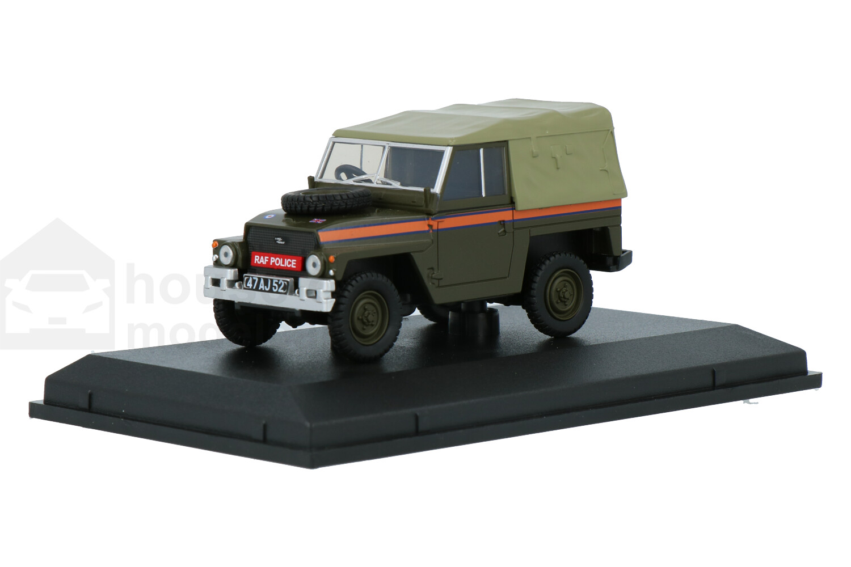 Land Rover Lightweight Canvas - Modelauto schaal 1:43