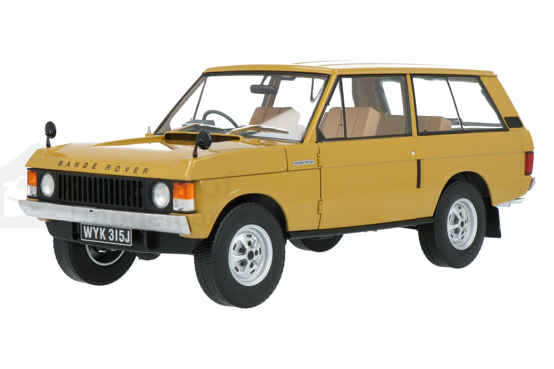 Land Rover Range Rover - Modelauto schaal 1:18