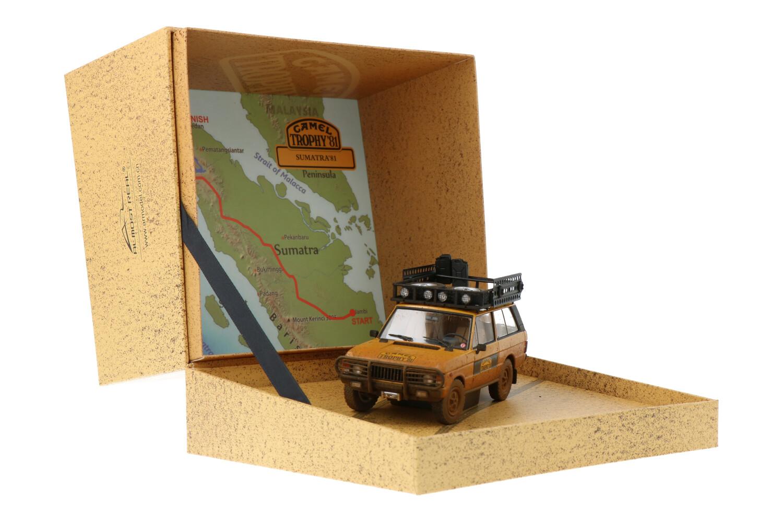 Land Rover Range Rover Dirty Version - Modelauto schaal 1:43