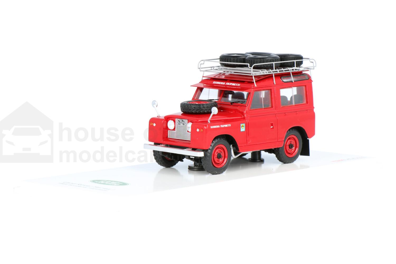 Land Rover Series I - Modelauto schaal 1:43