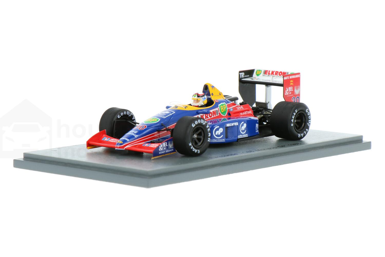 Larrousse LC88 - Modelauto schaal 1:43