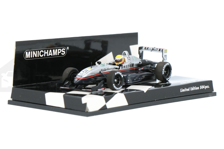 Dallara F302 Mercedes - Modelauto schaal 1:43