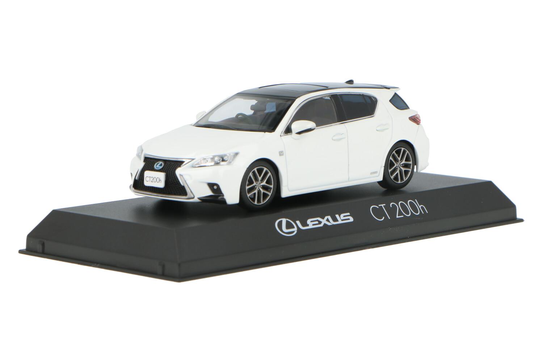 Lexus CT 200h F Sport - Modelauto schaal 1:43