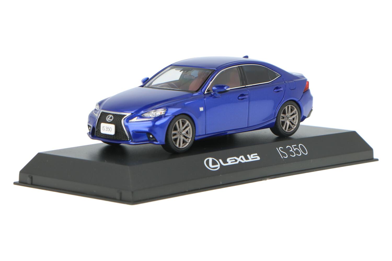 Lexus IS 350 F Sport - Modelauto schaal 1:43