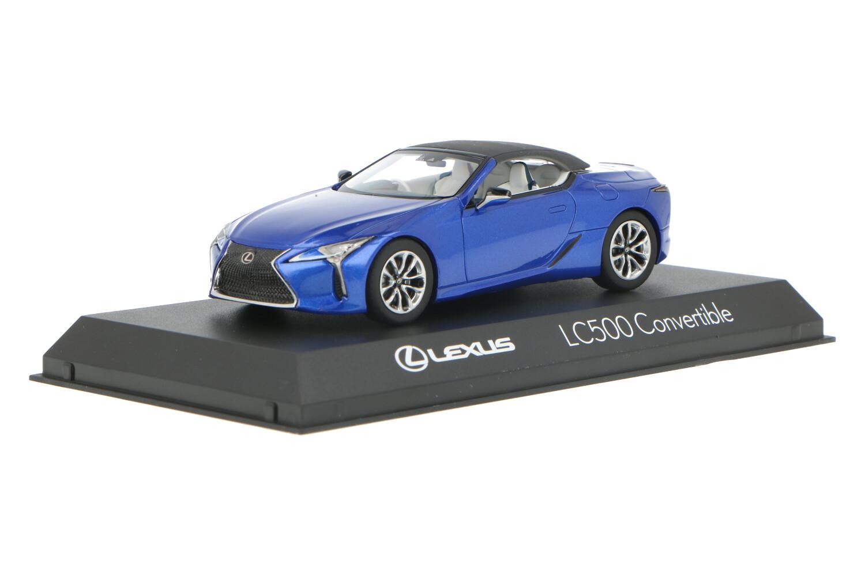 Lexus LC500 Convertible - Modelauto schaal 1:43