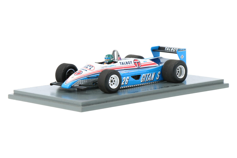 Ligier JS19 - Modelauto schaal 1:43