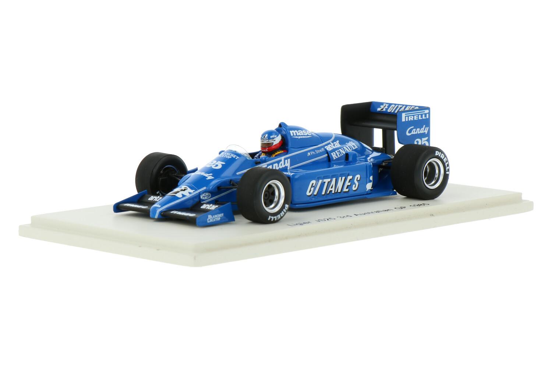 Ligier JS25 - Modelauto schaal 1:43