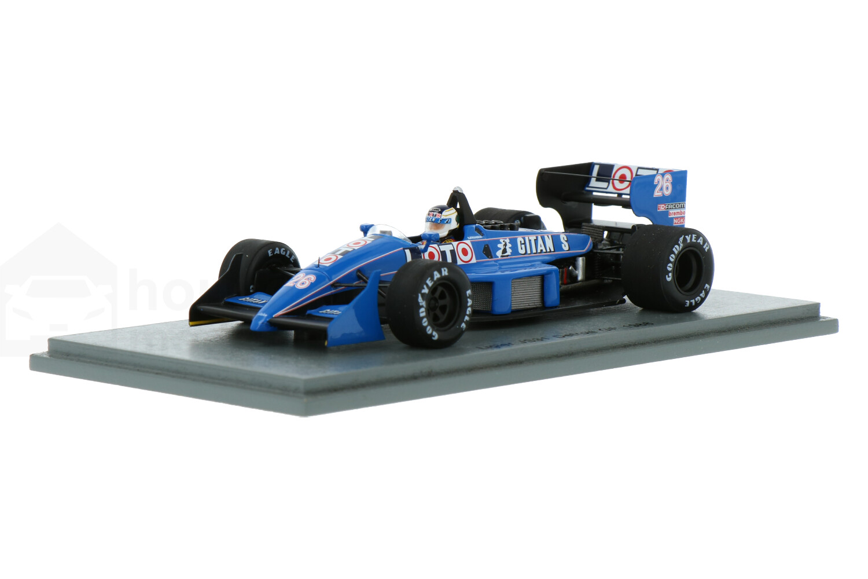 Ligier JS31 - Modelauto schaal 1:43