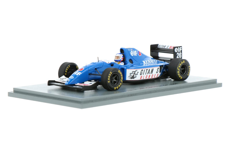 Ligier JS39B - Modelauto schaal 1:43