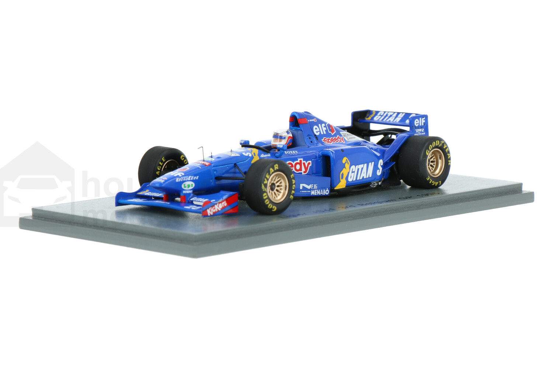 Ligier JS41 - Modelauto schaal 1:43