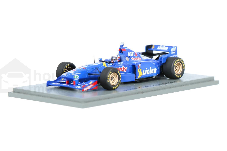 Ligier JS41 Renault - Modelauto schaal 1:43