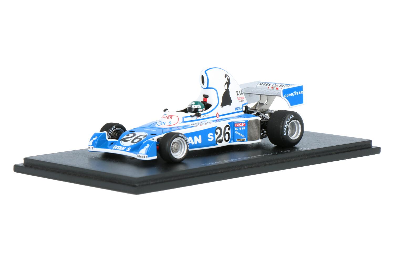 Ligier JS5 - Modelauto schaal 1:43