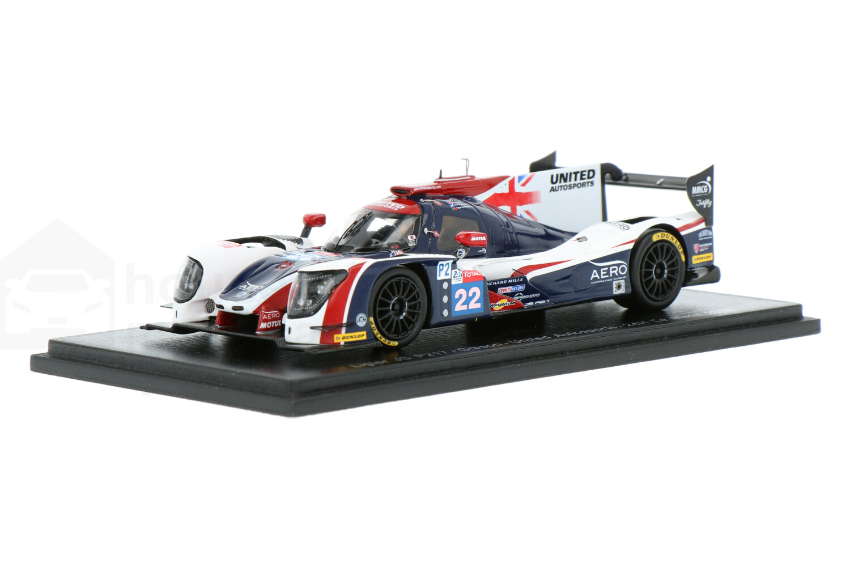 Ligier JS P217 - Modelauto schaal 1:43