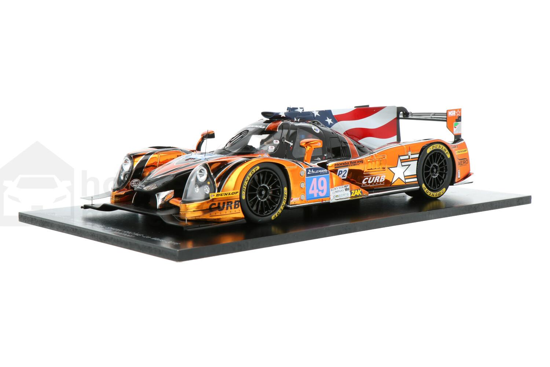 Ligier JS P2 - Honda - Modelauto schaal 1:18