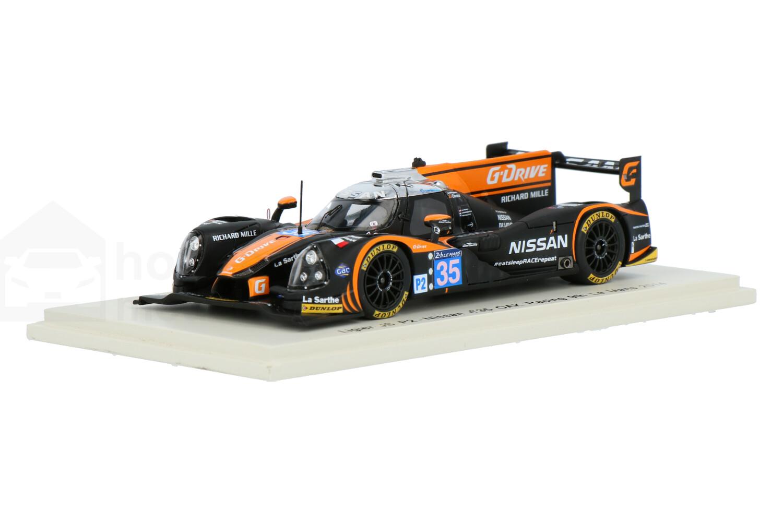 Ligier JS P2 - Modelauto schaal 1:43
