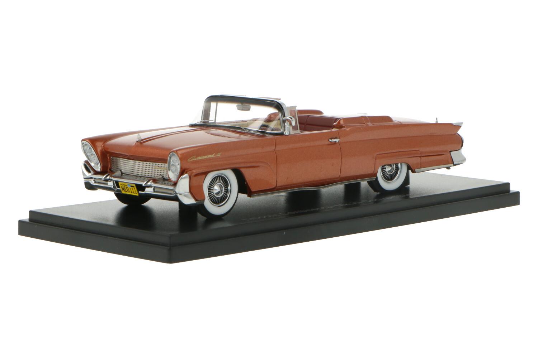 Lincoln Continental MKIII Convertible - Modelauto schaal 1:43